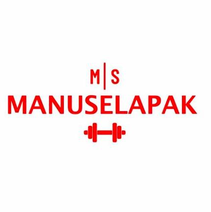 Squared logo with Manu Selapak